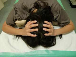 頭蓋骨矯正 美浜区打瀬在住 施術後